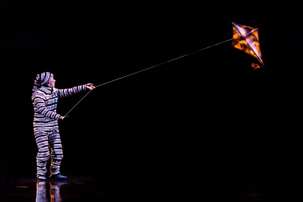 Cirque Du Soleil Kooza Review Child Clown