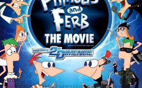 online viewing party disney channel phineas and ferb movie