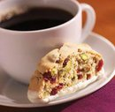 Freshology recipe cranberry pistachio biscotti