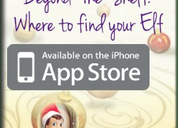 Beyond The Shelf: Where To Hide Your Elf - The app!