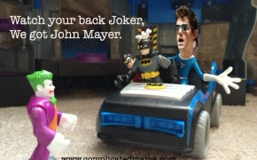 john mayer joker batman