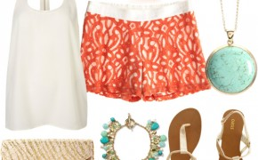 5 ways to wear pattern shorts and print shorts