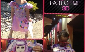 Katy Perry Part Of Me Movie Kids Dress Up