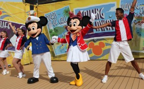 disney fantasy sail away party video