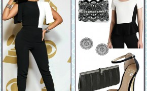 Beyonce Grammy 2013 Jumpsuit Celebrity Look For Less