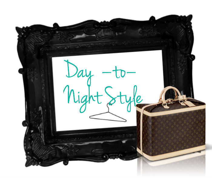 Celebrity Style day to night outfit