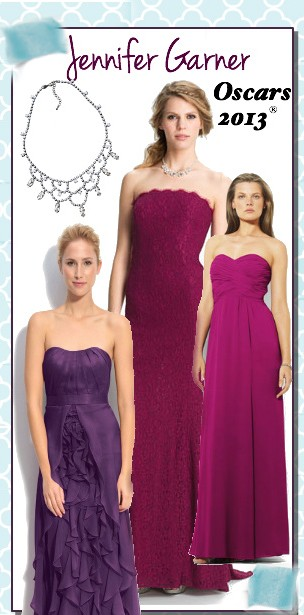 prom look red carpet for less