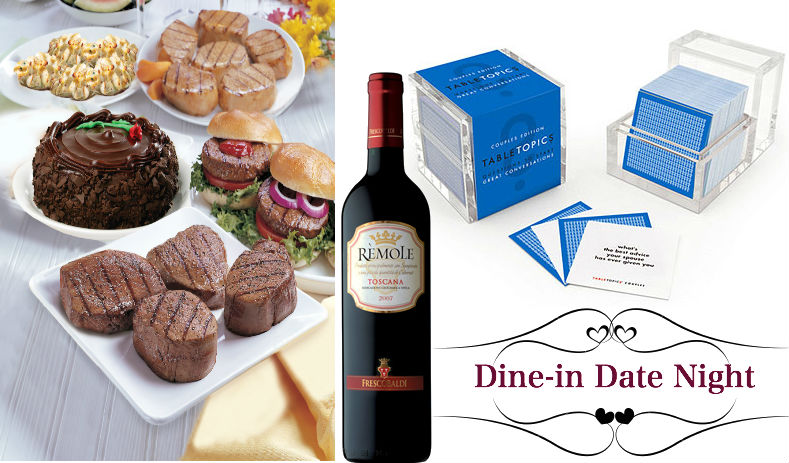 Valentine's Day How To Dine In Date Night