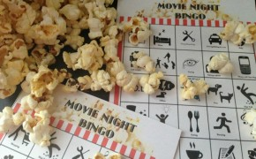 At Home Family Movie Night Ideas_ Bingo Card Printables_ PopSecret