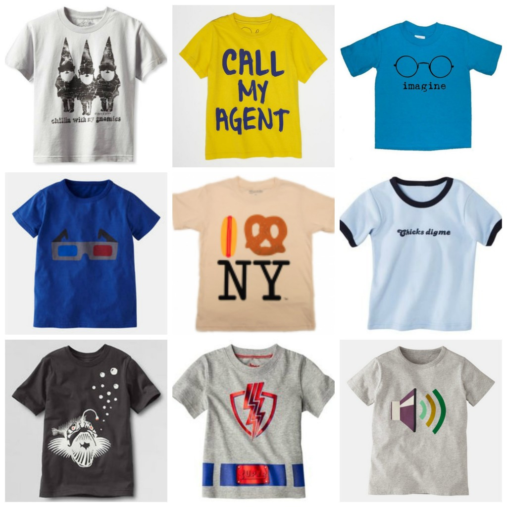 super cute summer graphic tees for kids and babies