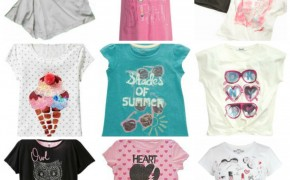 Cute Girls- Graphic T-shirts- Summer Graphic Tees 2013
