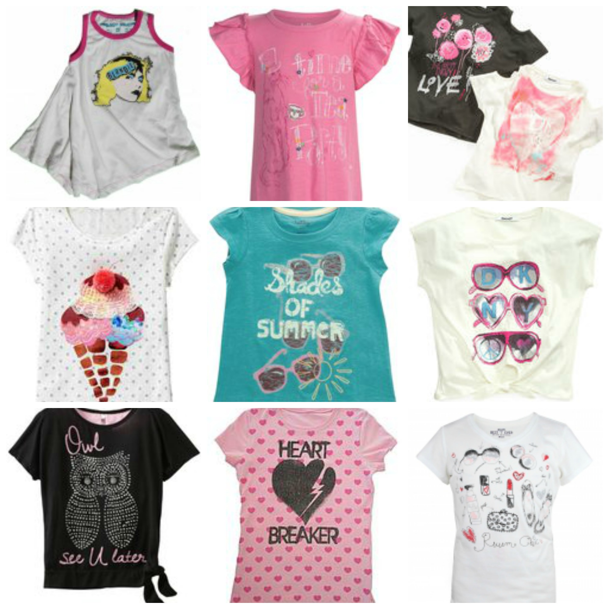 Cute summer shirts