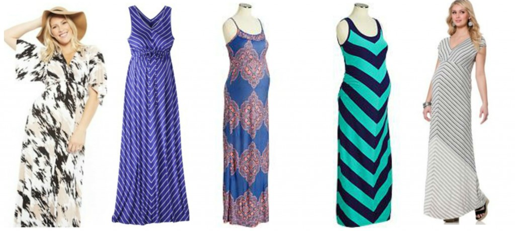 Cheap Maternity Maxi Dresses