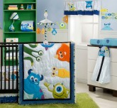 Disney Baby Monsters Nursery Set