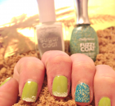 Landscape- Margarita Manicure DIY How To