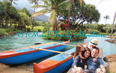 family adventures in maui vacation with kids