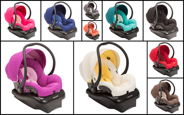 Maxi Cosi Mico AP Carseat With Air Protect Technology Hits Stores