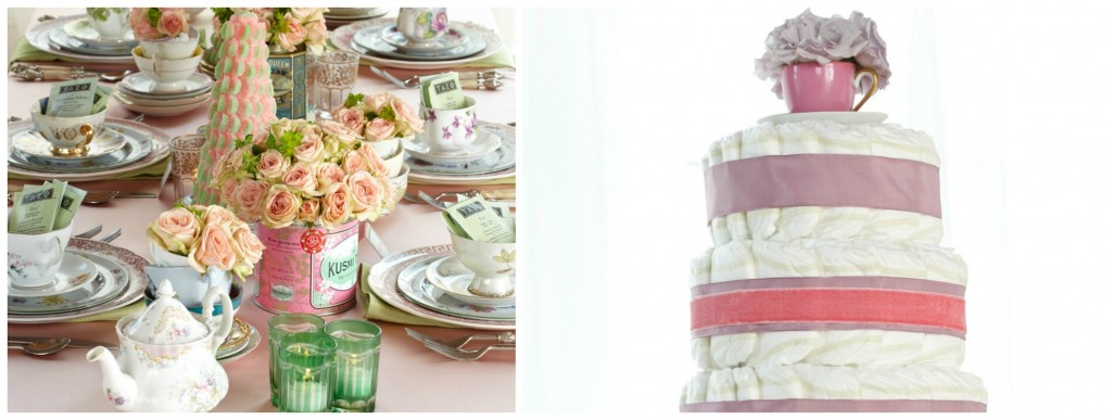 tea party theme girls baby shower ideas diy