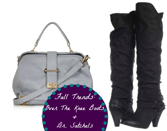 Style Series} Fall Trends Part 2: Over The Knee Boots & Doctor ...