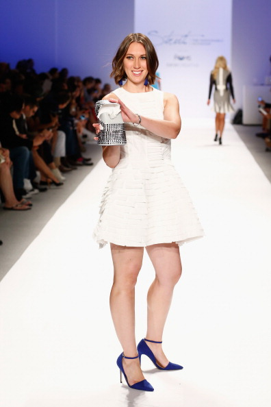 Strut: The Fashionable Mom Show - Runway - Mercedes-Benz Fashion Week Spring 2014