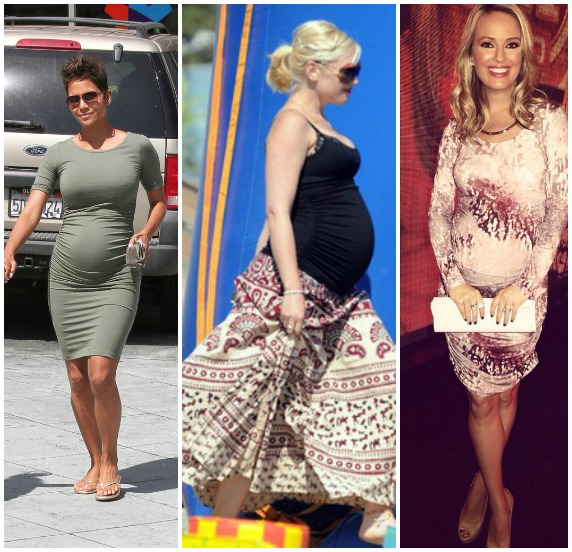Celebrity Maternity Fashion Isabella Oliver For Pregnancy After Forever Complicated Mama