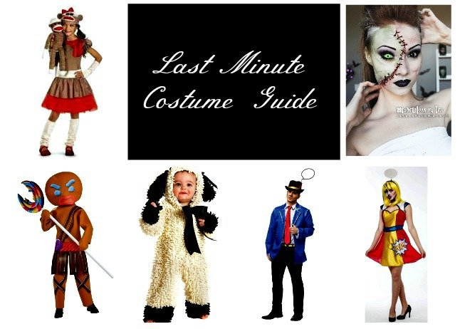 Last Minute costume ideas 2014  sc 1 st  Complicated Mama & Last Minute Halloween Costume Guide u2013 From Quick Shipping to DIY ...