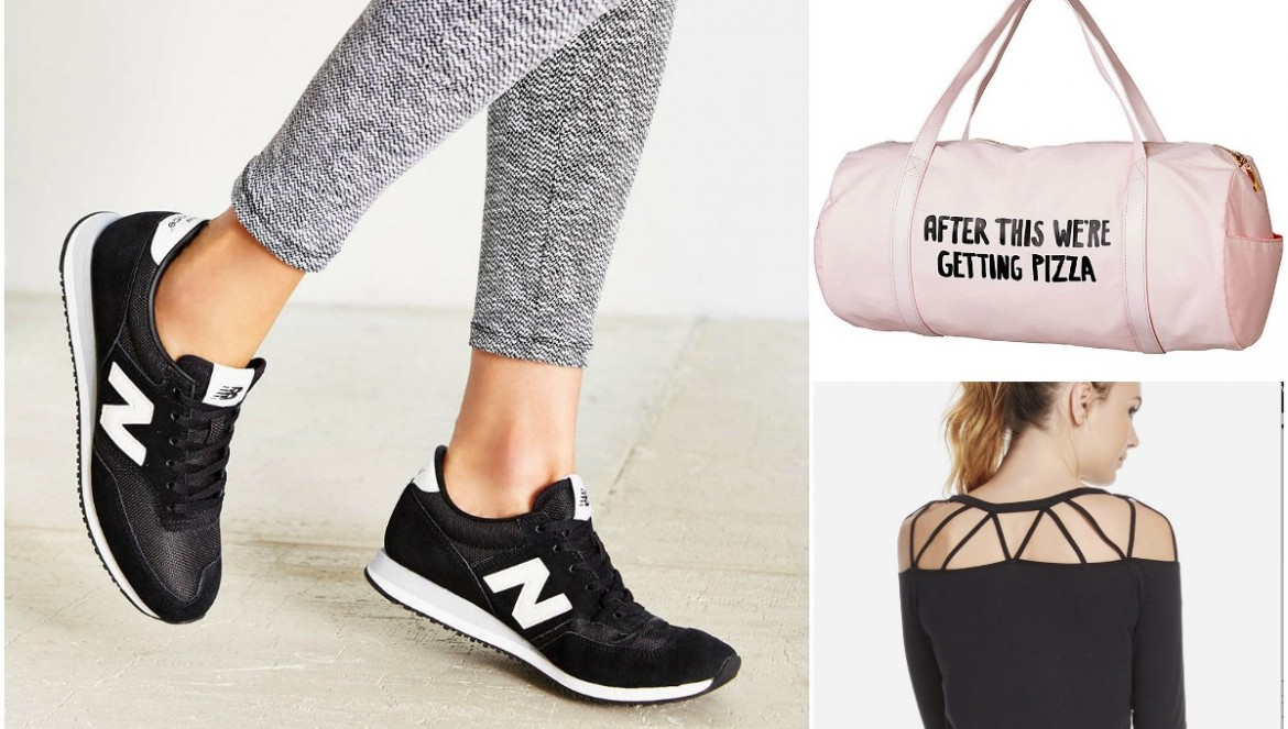 Activewear Motivation Musthaves