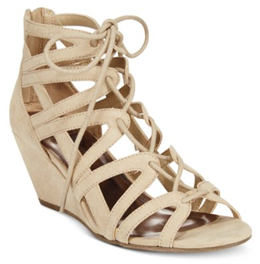 lace up sandal trend summer 2016